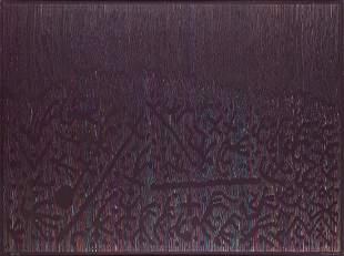 """Jan Dobkowski (b. 1942) """"Threnody VII"""", 1984"""