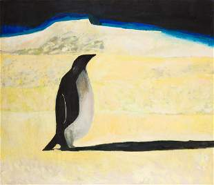 "Malgorzata Rittersschild (b. 1960) ""Landscape of"
