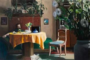 "Lukasz Korolkiewicz (b. 1948) ""Apathy"", 1988"