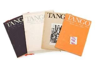 Lodz Kaliska (b. 1979) The set of four 'Tango