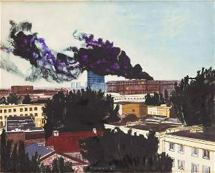 "Wieslaw Szamborski (b. 1941) ""Incident of 31.08.1982"","
