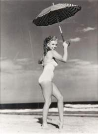 Andre de Dienes (1913 - 1985) Photography of Marilyn