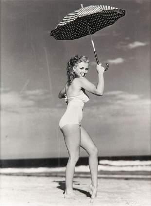 Andre de Dienes (1913 - 1985) Photography of Marilyn