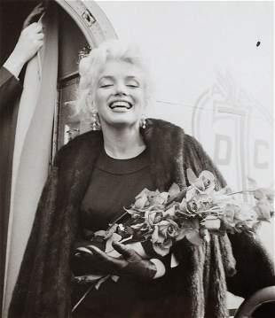 Milton H. Greene (1922 - 1985) Portrait of Marilyn