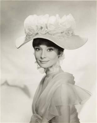 Cecil Beaton (1904 - 1980) Audrey Hepburn - 'My Fair