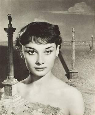 Angus McBean (1904 - 1990) Audrey Hepburn, 1950/1960