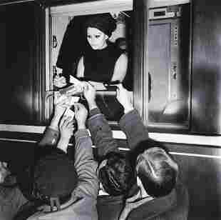 Aldo Durazzi (1925 - 1990) Sophia Loren, 1965/2021