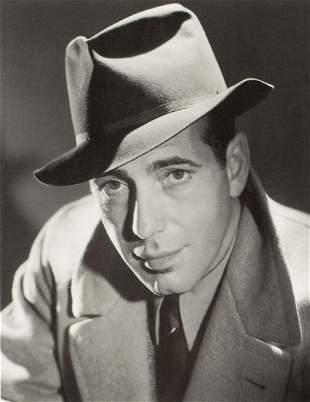 George Hurrell (1904 - 1992) Humphrey Bogart, lata