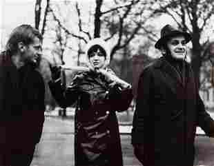 Tadeusz Rolke (b. 1929) Maciej Zembaty, Ewa Demarczyk,