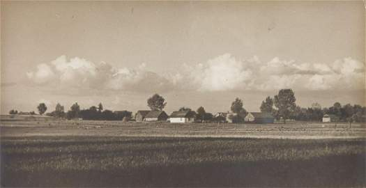 Leonard Sempolinski (1913 - 1988) Landscape