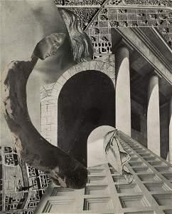"Aleksander Krzywoblocki (1901 - 1979) 'Composition"","