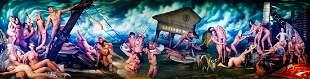 """David LaChapelle (b. 1963) """"Deluge"""", 2006/2012"""