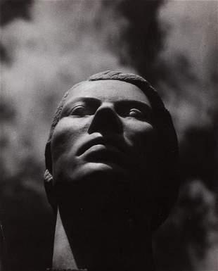 Eustachy Kossakowski (1925 - 2001) Lady Vargas's head,