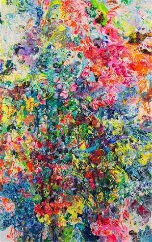 Ewelina Ulanecka (b. 1983) Blossom essence, 2021