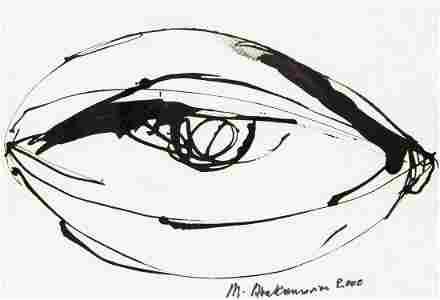 Magdalena Abakanowicz (1930 - 2017) Eye, 2008