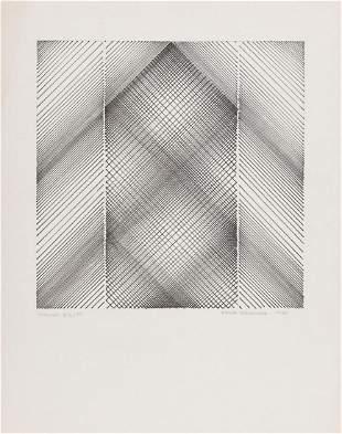"""Wanda Golkowska (1925 - 2013) """"Drawing 2/3/85', 1985"""
