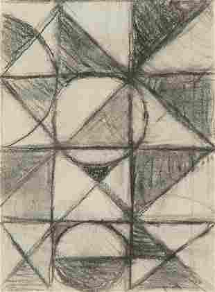 Henryk Berlewi (1894 - 1967) Geometric composition