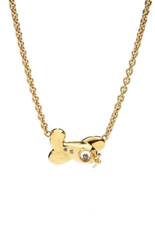 Airplane 'Happy Diamonds' necklace, L. U. CHOPARD &