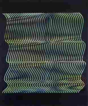 Cristian Mac Entyre (b. 1967) 'Rythmic Composition'
