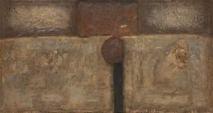 Danuta Urbanowicz (1932 - 2018) Untitled, 1963