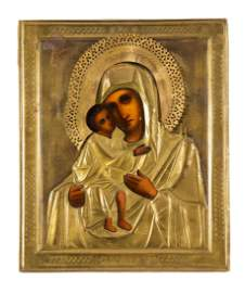 Icon - Feodorovskaya Icon of the Mother of God