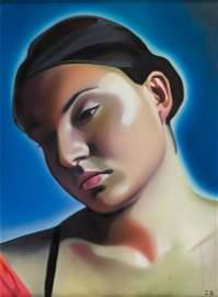 """Zofia Blazko (b. 1986) """"Klaudia"""", 2011"""