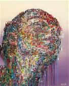 """Malgorzata Kosiec (b. 1975) """"In heaven"""", 2020"""