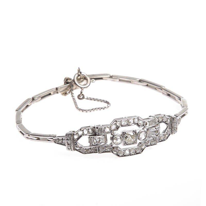 3: Art déco bracelet ,  1st half of XX century