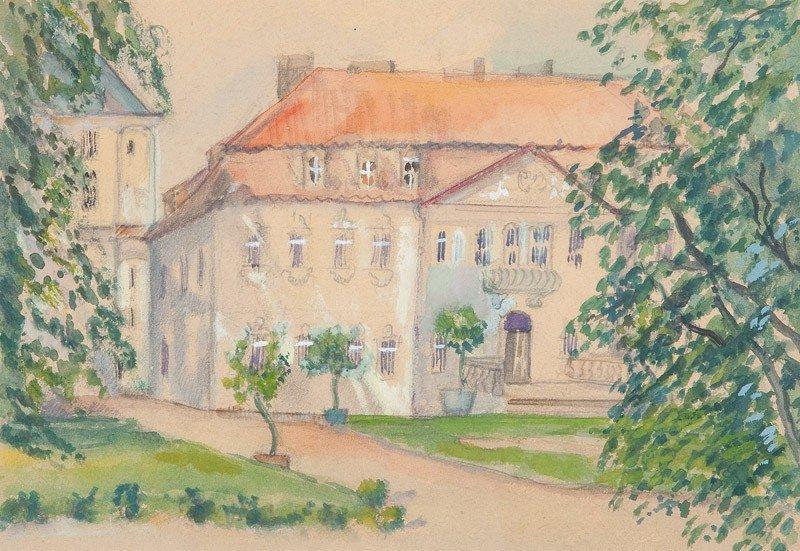9: Wanda Chelmonska (1891 Warszawa - 1971 Warszawa), Pa