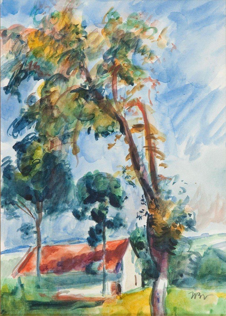12: Wojciech Weiss (1875 Leorda, Romania - 1950 Kraków)