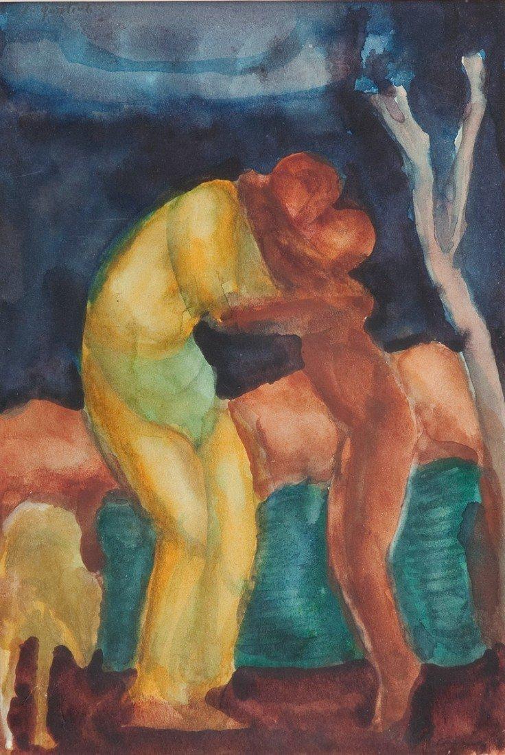 20: Leopold Gottlieb (1879 Drohobycz - 1934 Paryz), Poc