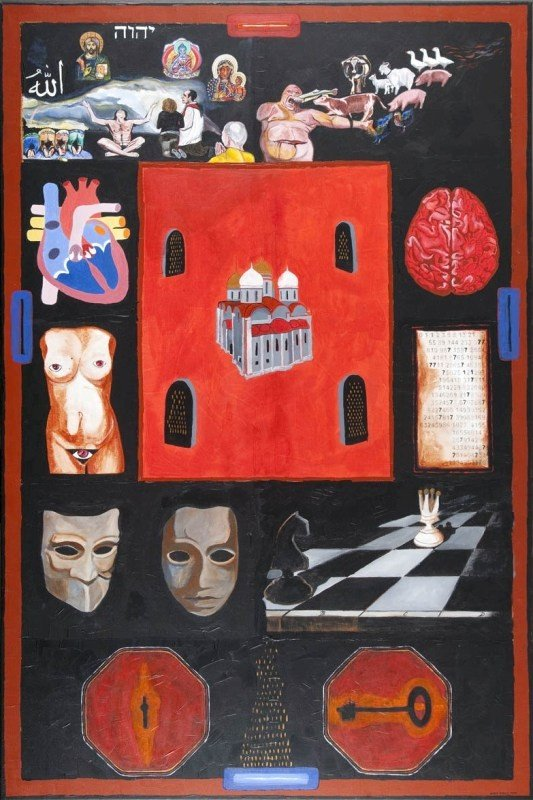 9: Bart Dyrcz (b. 1977, Zakopane), DEKALOG, 2011