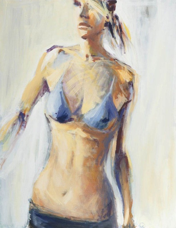 10: Malgorzata Sek (b. 1973, Lódz), Ona 3, 2011