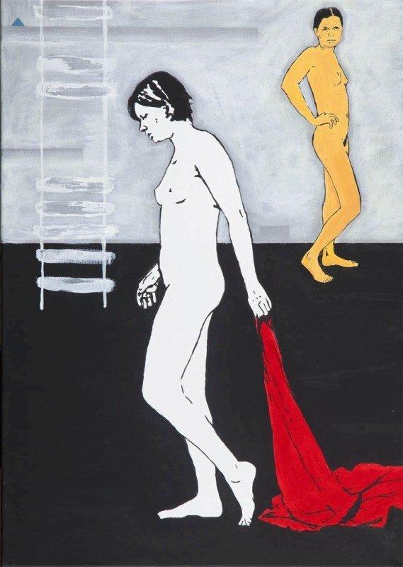 24: Joanna Paljocha (b. 1977, Lódz), Wyjscie ewakuacyjn