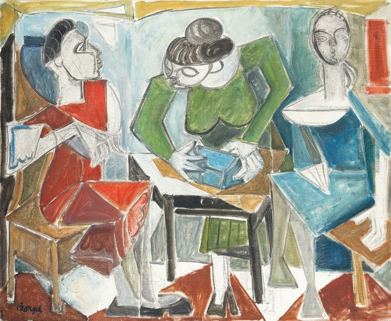2: Elizabeth Ronget (1893 Chojnice - 1962 Paryż)