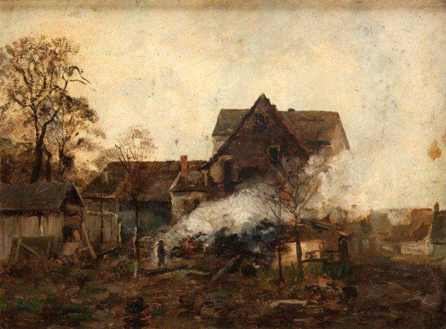 5: Maksymilian Gierymski (1846 Warszawa - 1874 Bad Reic
