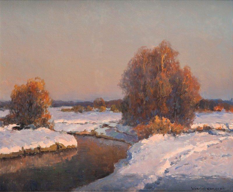 10: Wiktor Korecki (1890 Kamieniec Podolski - 1980 Mila