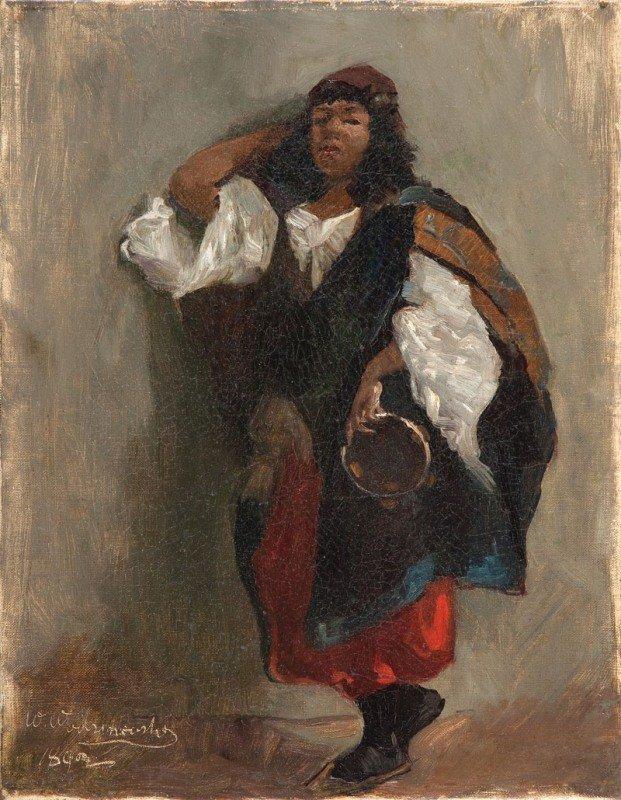 14: Wincenty Wodzinowski (1866 Igołomia k. Miechow