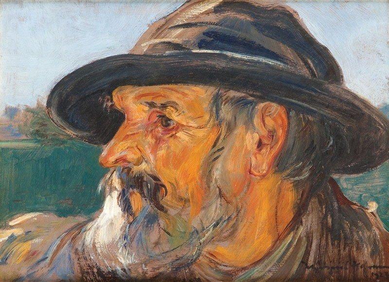 15: Wlastimil Hofman (1881 Praga - 1970 Szklarska Por&#