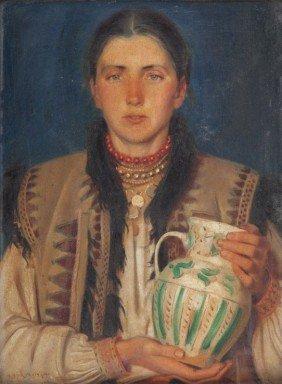 Michał Boruciński (1885 Siedlce - 1976 Wa
