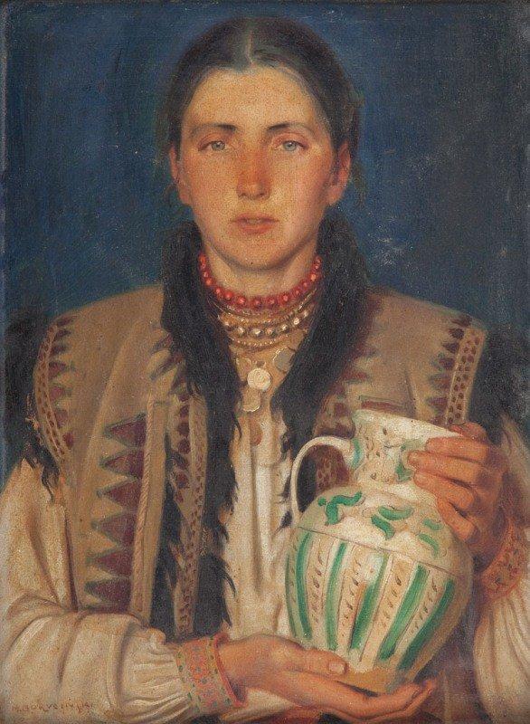 18: Michał Boruciński (1885 Siedlce - 1976 Wa
