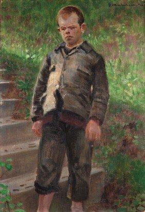 19: Jacek Malczewski (1854 Radom - 1929 Kraków)