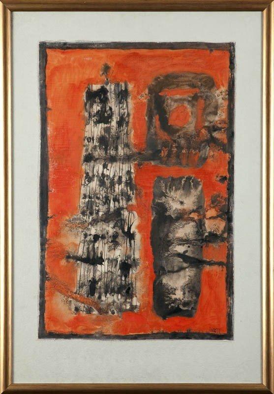 8:  Jan Lebenstein (1930 Brzesc Litewski - 1999 Krakow)