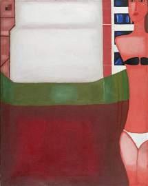 """16:  Jerzy Nowosielski (1923 Krakow – 2011 Krakow) """"Dzi"""