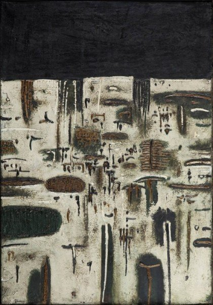 29:  Jan Tarasin (1926 Kalisz - 2009 Warszawa) BRZEG ,c