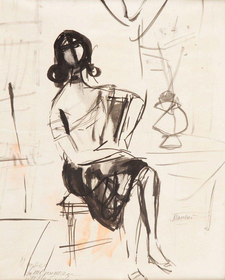 3: Zygmunt Jozef Menkes (1896 Lwow - 1986 Riverdale, US