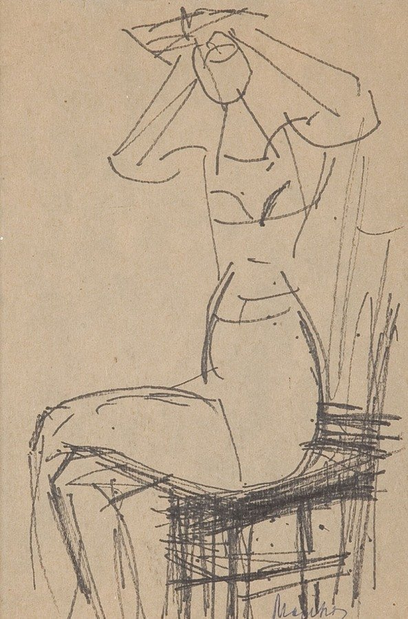 4: Zygmunt Jozef Menkes (1896 Lwow - 1986 Riverdale, US
