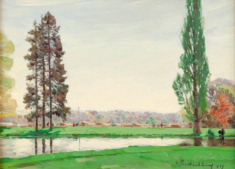 8: Bazyli Poustochkine (1893 Moskwa - 1973 Neuilly sur