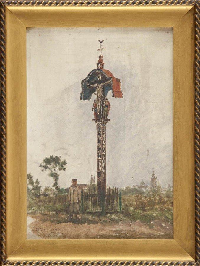 9: Antoni Kozakiewicz (1841 Krakow - 1929 Krakow) Przyd
