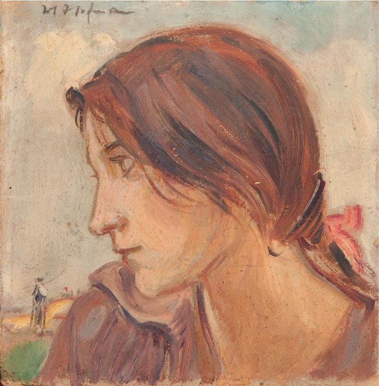 21: Wlastimil Hofman (1881 Praga - 1970 Szklarska Poreb